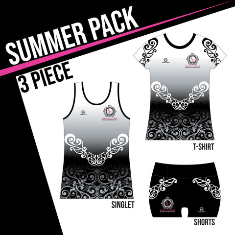 SUMMER PACK 3 PIECE