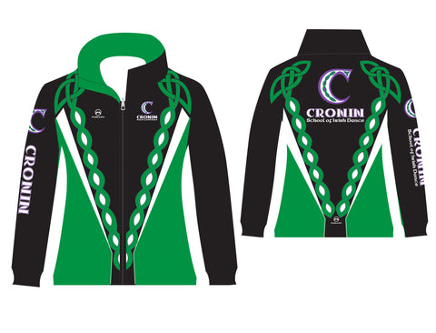 Cronin School Tracksuit top