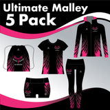 FEELY BATES 5 GARMENT ULTIMATE IRISH DANCE PACK