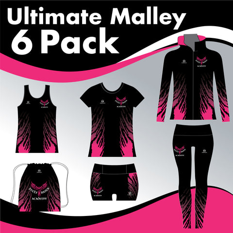 Feely Bates 6 GARMENT ULTIMATE IRISH DANCE PACK