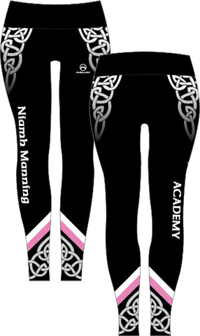 Niamh Manning Academy Full length leggings