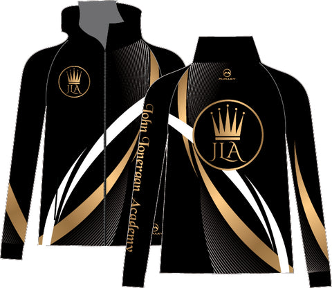 The John Lonergan Academy Male Tracksuit top