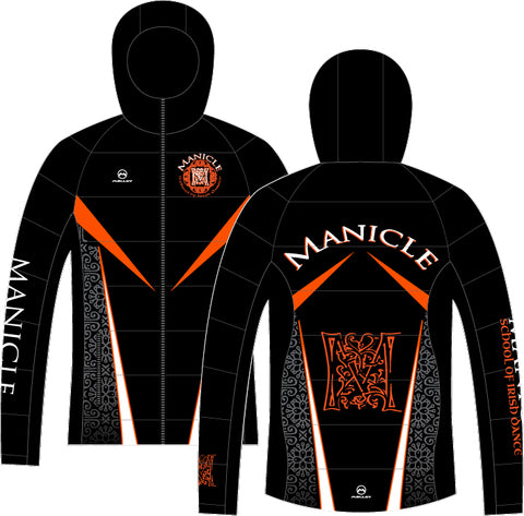 Manicle School Male Pro Tech Insulated Jacket