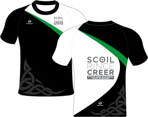 Scoil Rince Creer Male T-shirt