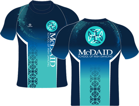 McDaid School Male T-shirt