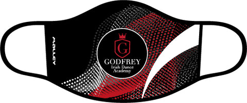 Godfrey Academy Face Mask