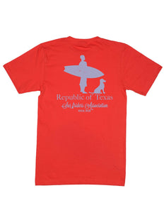 REPUBLIC OF TEXAS SURFING ASSOCIATION TEE
