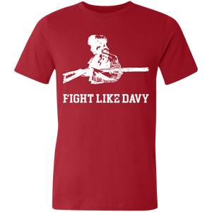 Fight Like Davy Tee