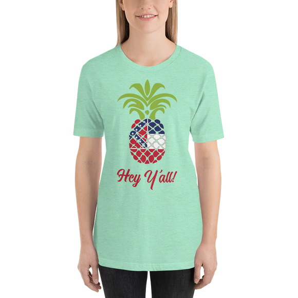 Mississippi Welcome Pineapple Tee
