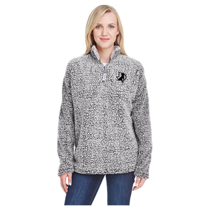 REPUBLIC OF TEXAS SHERPA GRAY HEATHER
