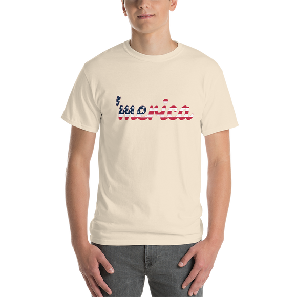 'merica Heavyweight Tee