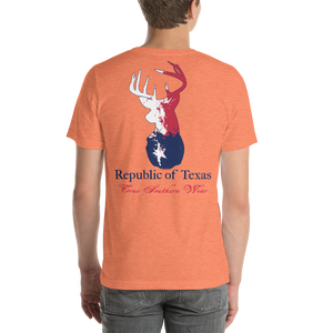 Trophy Buck Tee Orange or Gray