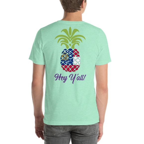 Georgia Pineapple Unisex T-Shirt