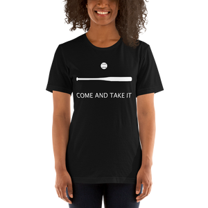Come and Take It Softball Tee