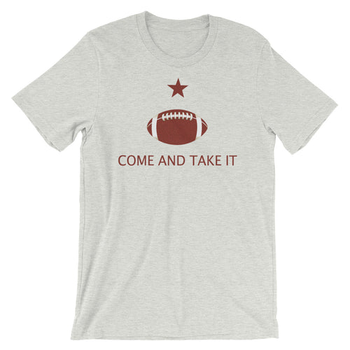 Come and Take it Football Tee