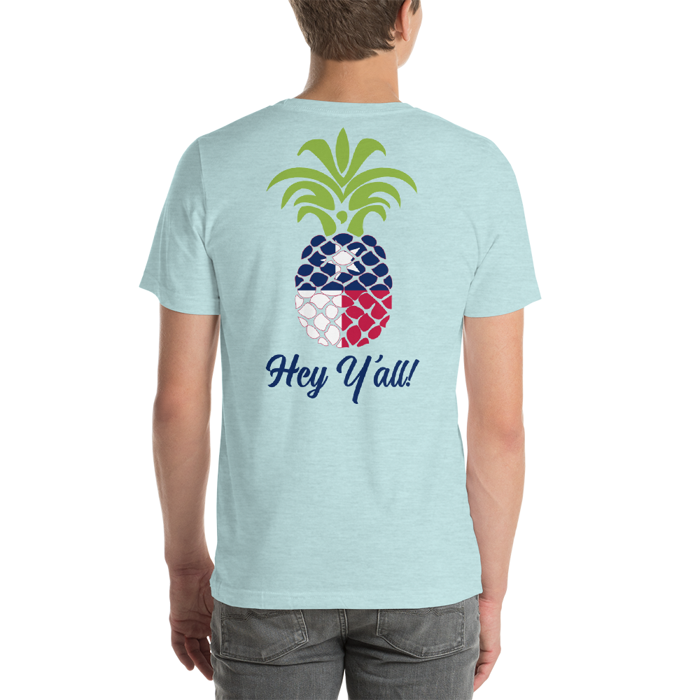 Texas Pineapple Unisex T-Shirt
