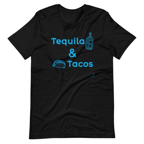 Tequila & Tacos Tee