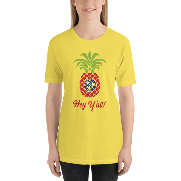 Tennessee Welcome Pineapple Tee