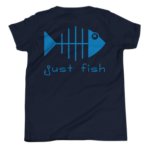 Just Fish Youth Short Sleeve T-Shirt