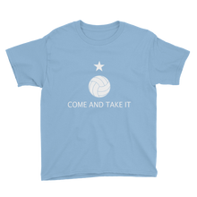 Come and Take it Volleyball Youth Tee