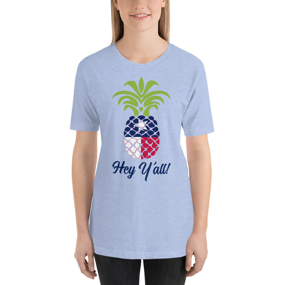 Texas Welcome Pineapple Tee