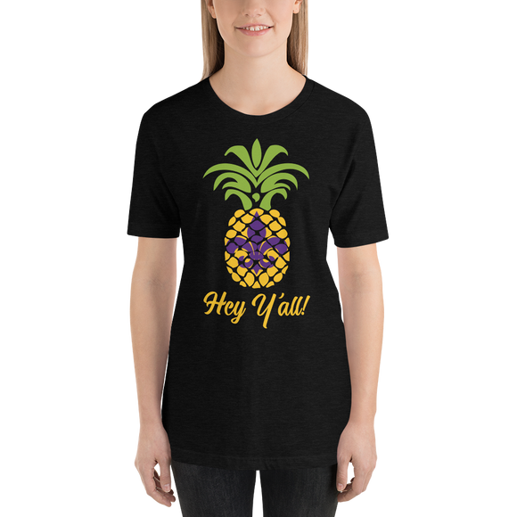 Lousiana Welcome Pineapple Tee