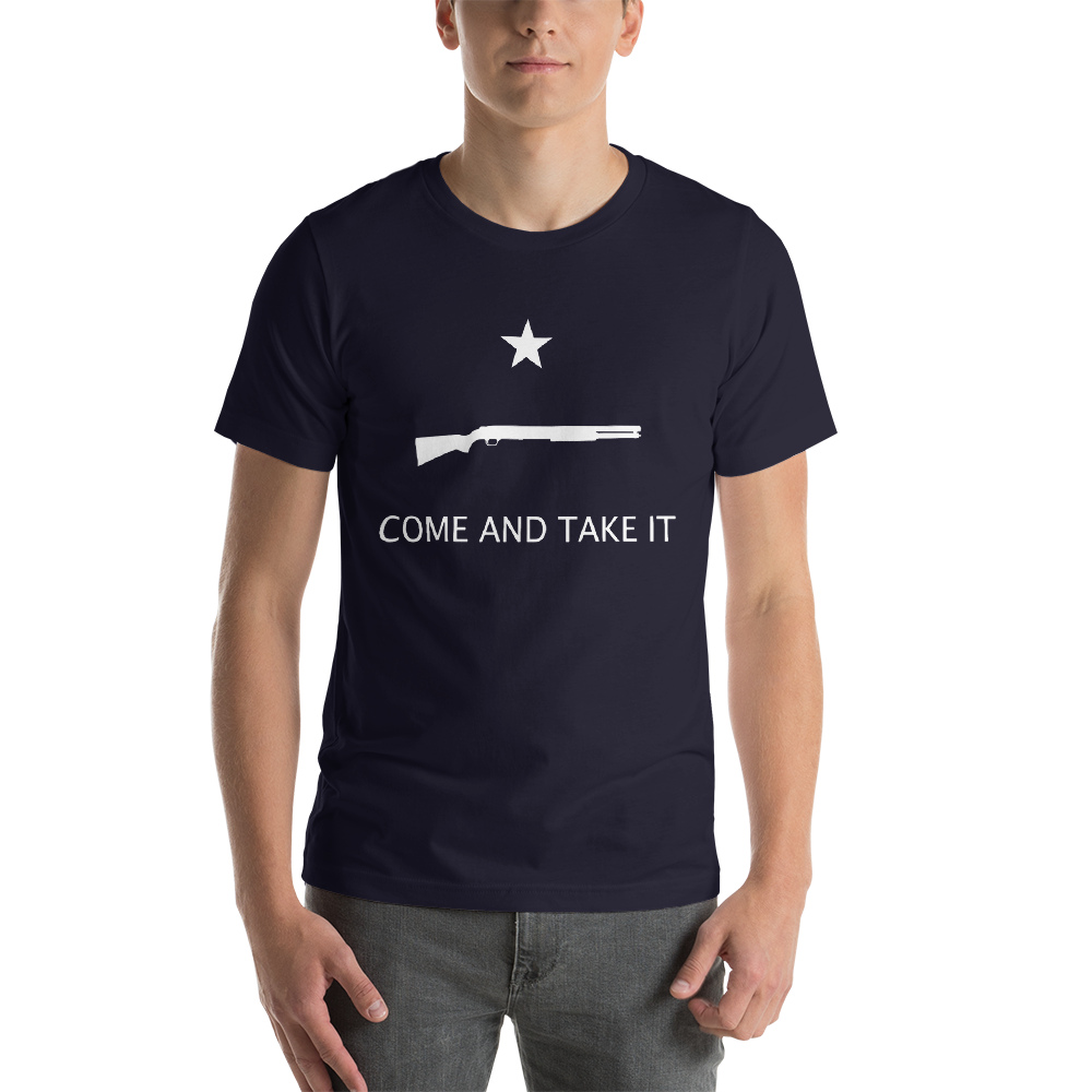 Come and Take It Shotgun Tee