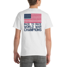 World War Champs Back to Back Tee