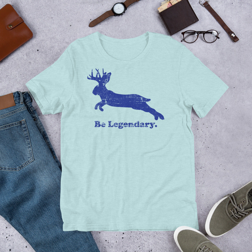 Be Legendary Jackalope Tee