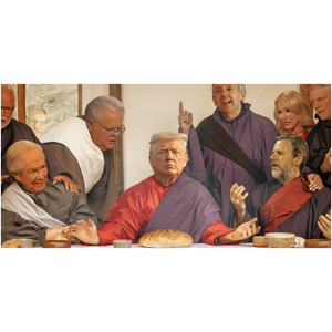 Trump Last Supper
