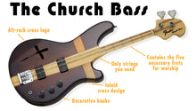 Load image into Gallery viewer, Church Bass Shirt