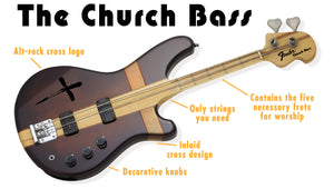 Church Bass Shirt