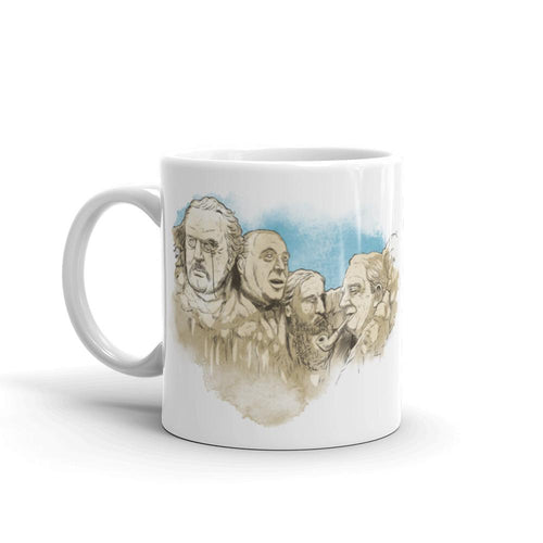 Mt. Writemore Mug