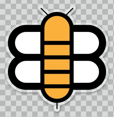 Babylon Bee Logo Decal