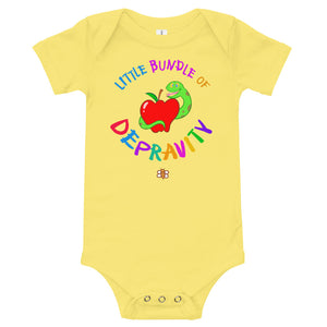Little Bundle Of Depravity Onesie