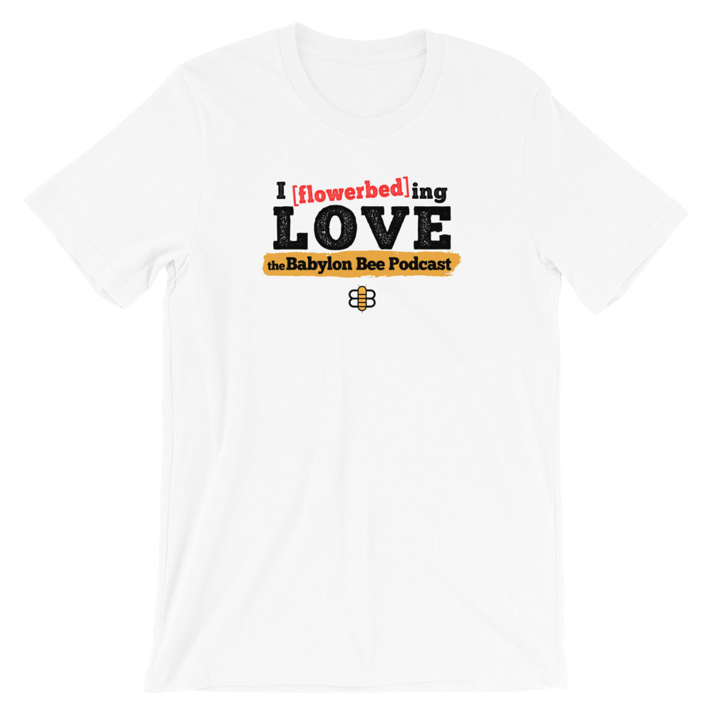 Love the Bee Podcast T-Shirt