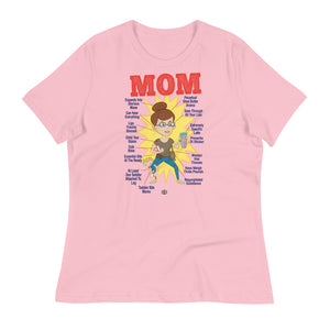MOM the Shirt, Women's Fit