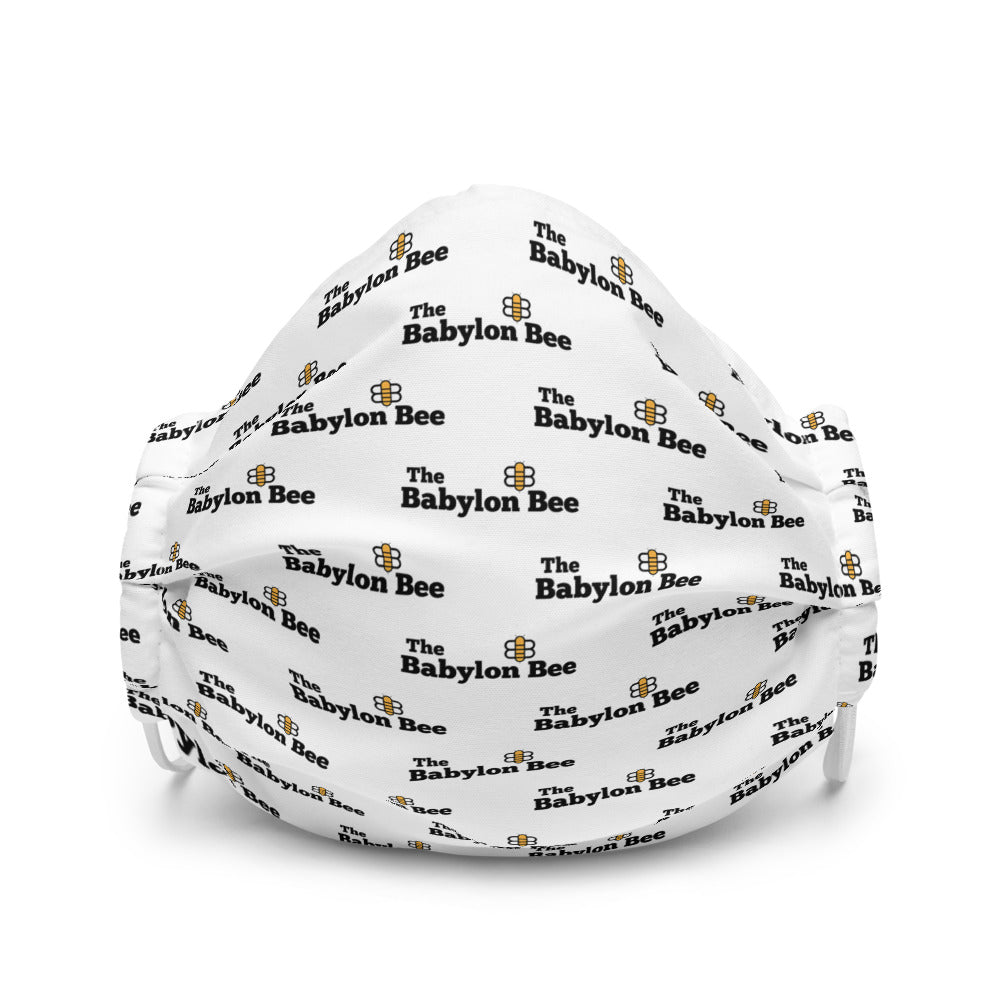 Babylon Bee Face Mask