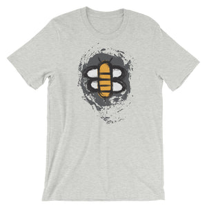 Bee grunge logo shirt