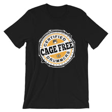 Load image into Gallery viewer, Cage Free Drummers Shirt