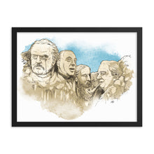 Load image into Gallery viewer, Mt. Writemore Framed poster