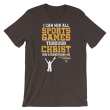 Load image into Gallery viewer, Philippians 4:13 Paraphrased T-Shirt