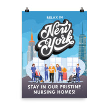 Load image into Gallery viewer, New York Travel Poster