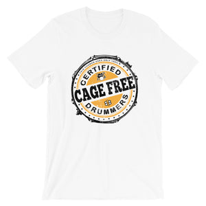 Cage Free Drummers Shirt