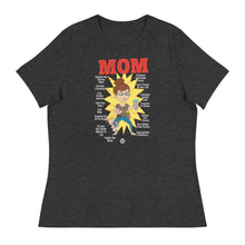 Load image into Gallery viewer, MOM the Shirt, Women's Fit