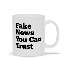 Load image into Gallery viewer, Fake News You Can Trust Mug
