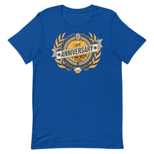 Load image into Gallery viewer, 1 Year Anniversary of 2 Weeks to Flatten the Curve Commemorative T-Shirt