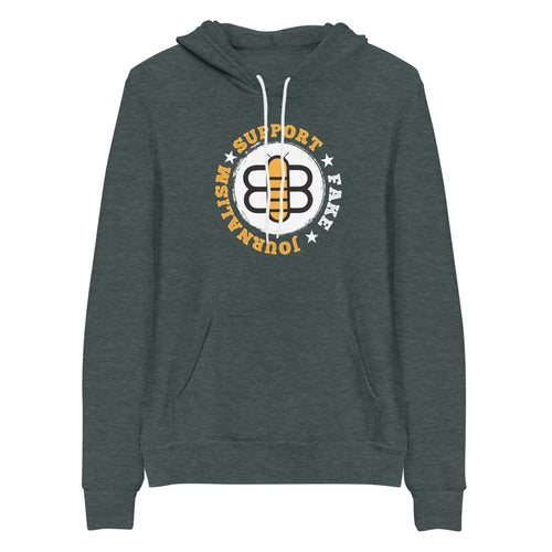 Support Fake Journalism Hoodie