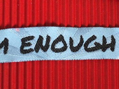 I Am Enough Festival Bracelet