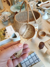 Load image into Gallery viewer, Rich Stafford Cornish Hand Carved Coffee Scoop
